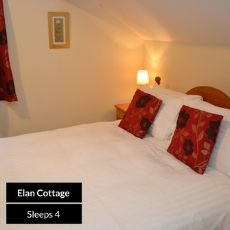 Elan Cottage - Sleeps 4