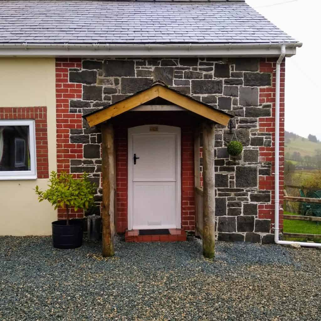 Elan front door