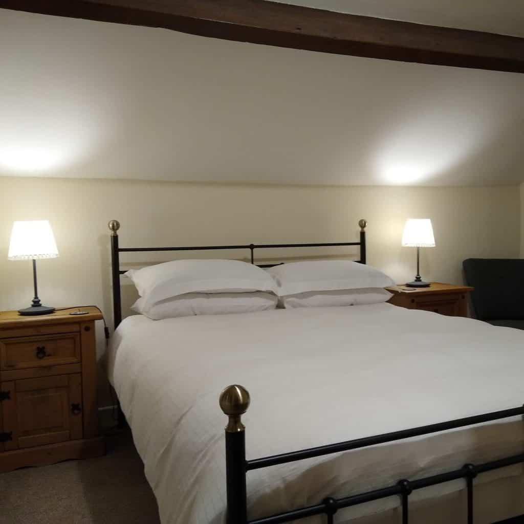 Elan king size bed
