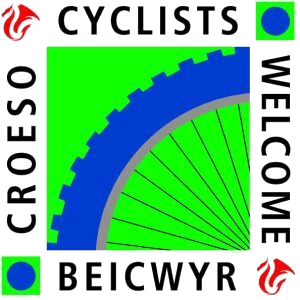 Visit Wales Cyclists Welcome logo