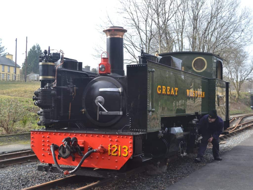 Vale of Rheidol Railway Reopening